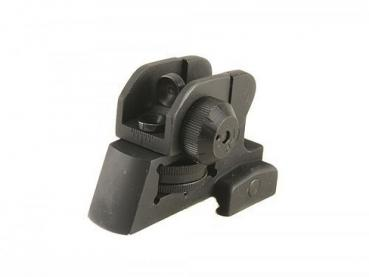 Rear Sight Flat Top A2