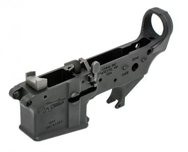 Lower 9mm Receiver AR15