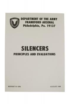 Silencer Book Manual