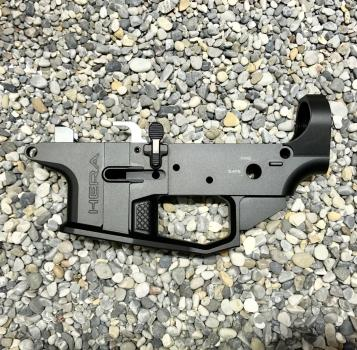 HERA Lower 9mm Receiver AR15