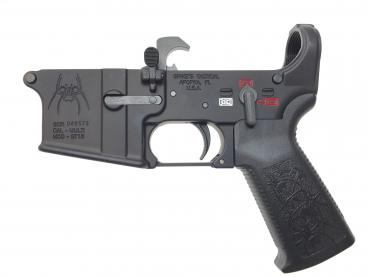 SPIKES TACTICAL COMPLETE LOWER RECEIVER LESS STOCK