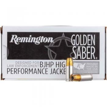 Remington Remington 9 mm Luger Golden Saber 147grs.