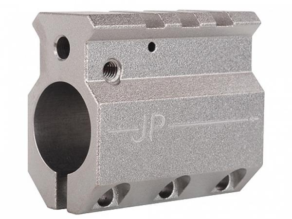 JP Enterprises Adjustable Gasblock Stainless Steel