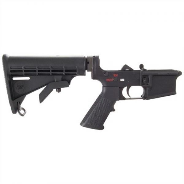SPIKES TACTICAL AR-15 COMPLETE M4 LOWER RECEIVER