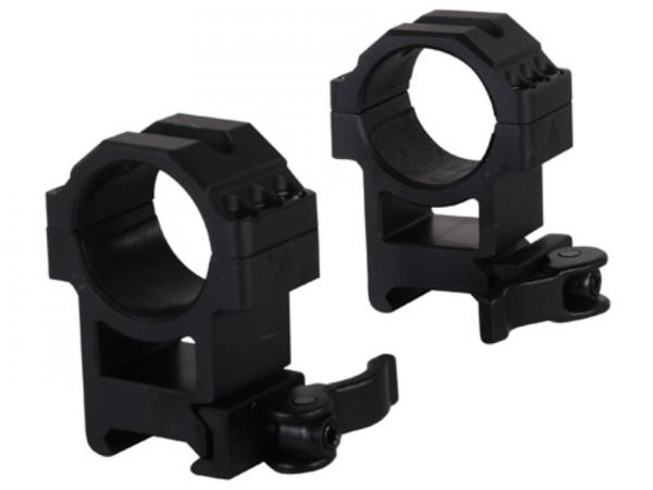 Leapers UTG 30mm Tactical Ringe 6-Loch QD