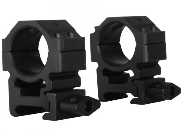 Leapers UTG Tactical Ringe 4-Loch QD