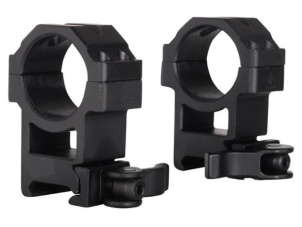 Leapers UTG 30mm Tactical Ringe 4-Loch QD