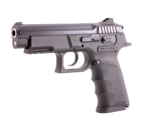 BUL Cherokee FS Black 9 mm Luger